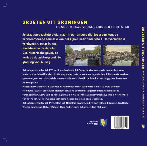 Groeten uit Groningen achterkant
