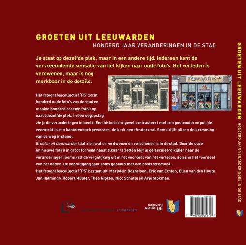 Groeten uit Leeuwarden achterkant